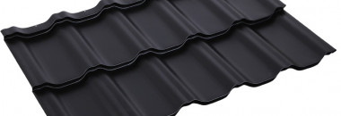 Zet®look – screwless metal roofing